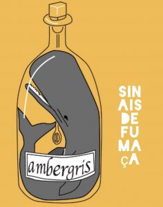 Ambergris ou Amber cinzento